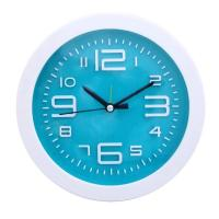China 2015 Fashion decorative round shape alarm clock wholesale