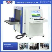 China Middle x Ray Screening Machine , Luggage X Ray Security Machine on sale