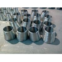 China Seamless Welded Duplex Stainless Steel Pipe Fittings Hot Sael ASTM A403 UNS S34709 WP347H wholesale