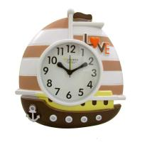 China Sailing Boat design digital alarm clock wholesale