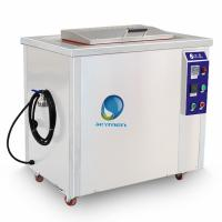 Buy cheap Motorcycle Part 28KHZ Large Capacity Ultrasonic Cleaner To Remove Oils / Metal from wholesalers