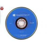 China 64 Bit Full Version Microsoft Windows Server 2016 OEM DVD COA Sticker wholesale