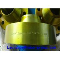 China ASME B16.5 plate flange carbon steel pipe flange with holes wholesale