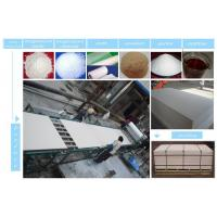 Mgo board production line Construction Material Making  Larger Capacity for 2500 Sheets