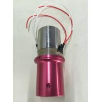 China 800 watt 20 khz transducer , high power ultrasonic transducer matching with Dukane machine wholesale