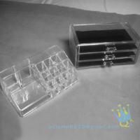 China cosmetics nail polish organizer wholesale