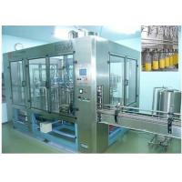 China Industrial Orange And Apple Juice Production Line For Hot Filling wholesale