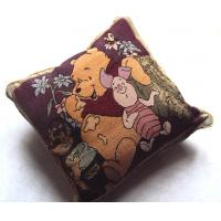 China Animal tapestry decorative square seat cushion cover wholesale