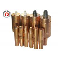 China Custom Made Copper Tungsten Alloy , 75W25Cu Class Submerged Arc Welding Contact Tips on sale
