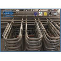 China Stainless Steel Superheater And Reheater , Coal Fired High Efficient Heat Exchanger wholesale