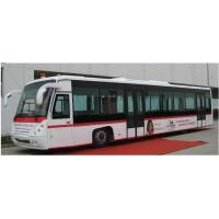 China Aluminum Apron Tarmac Coach Shuttle Bus To The Airport 13m×3m×3m wholesale