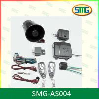 China SMG-AS004 ONE WAY CAR ALARM SYSTEM wholesale