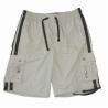 China 2016 Summer Fashion Plaid Wholesale Mens Cargo Shorts wholesale