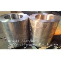 China S355J2G3 Carbon Steel Forgings  S355J2 , Pressure vesel Forged Steel Ring wholesale