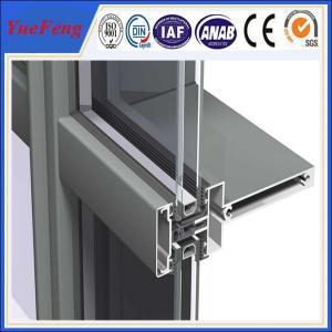 China Hot! aluminium wood grain profile, aluminum construction profile, aluminum wall profiles wholesale