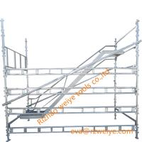 China steel  construction company  for  Haki  scaffolding  system wholesale