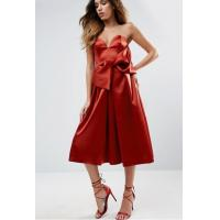 China Off The Shoulder Chiffon Formal Cocktail Party Dresses Boutique Anti Wrinkle wholesale