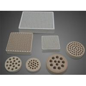 China Cordierite Industrial Ceramic Plate High Temperature Metal Melting and Burners wholesale