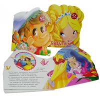 China Cheaper Die cut learning book printing, Children learning book printing, cut book printing, printing quality book servic wholesale