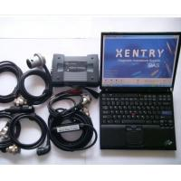 China Mercedes Benz Star Diagnosis Tool C3 With Xentry, DAS, EPC.net, SD Media wholesale