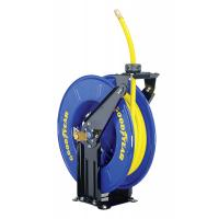 China Heavy-duty SBR Rubber Goodyear retractable air water hose reel Max.300PSI wholesale