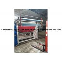 China High Performance Textile Inspection Machine , Fabric Rolling Machine 3.5KW on sale