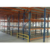 Buy cheap Steel Structure Mezzanine Floor for Industrial Warehouse Storage from wholesalers