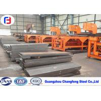 China Hot Rolled Steel Flat Bar DIN1.2311 / AISI P20 Annealed Heated Of Plastic Mold Steel wholesale