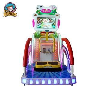 China 1 Player Ticket Redemption Machine Coin Pushed Arcade Ticket Machine on sale