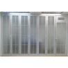 China Standard Double Glazed Bi Fold Doors , Aluminium 3 Panel Bifold Doors wholesale