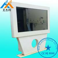 Quality 10 Points Touch Kiosk Digital Signage Exterior High Resolution 1080P LG Screen for sale