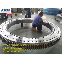 Buy cheap XSA 140644 N Crossed Roller Slewing Bearing 742.3x574x56mm For Tunnel Boring from wholesalers