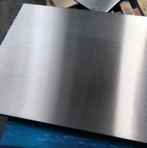 China Printing Logosmetal Embossing Magnesium alloy Plate, Magnesium Aluminum Alloy 1.0-7.0x610x914mm wholesale
