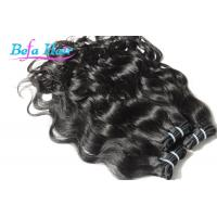 China Water Wave 23 Inch / 25 Inch Cambodian Hair Bundles Dream Girl Hair Extensions wholesale