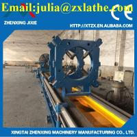 China China Light Duty Manual Horizontal Precision Metal Turning Lathe Machine wholesale