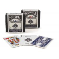 Poker Cheat Bicycle Prestige Marked Cards 100% Plastic Invisible Poker Playing Cards