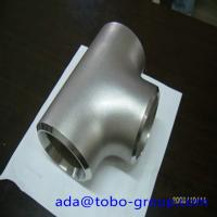 China ASTM SS316 Thread Socket Weld Stainless Steel Reducing Tee Size 1-48 Inch wholesale