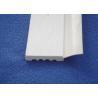 China Garage Door Stop PVC Trim Moulding, White PVC Garage Door Weather Strip wholesale