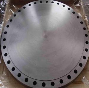 China ASTM A182 F304 blind flange on sale