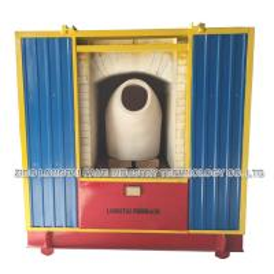 China Crucible kiln for Glass Melting wholesale