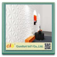 China PVC Deep Embossed Modern Decorative Wallpapers for Dining Room on sale