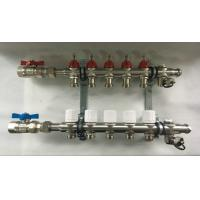 China Italty style made in China Good quality  material s.s 304 House Water Manifold wholesale