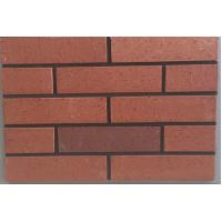 Red Decorative Brick Veneer Eco Friendly Exterior Wall Brick Tiles Of Thinv