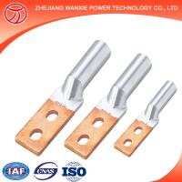 Buy cheap copper and aluminium cable lug 2 hole from wholesalers