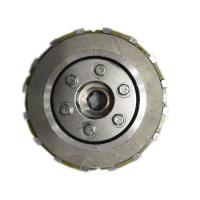 China BAJAJ 150 Motorcycle Spare Parts / Clutch Assy ISO9001 Approved wholesale