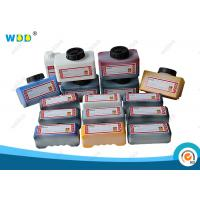 China CIJ Inkjet Water Resistant Inkjet Ink Cartridges Inkjet Coding And Marking on sale