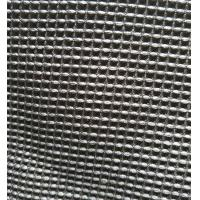China Waffle Microfiber 300gsm 150cm Width For Beddings Clothes Black Wholesale Fabric wholesale