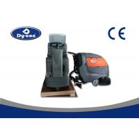 China 500W Suction Motor Industrial Floor Scrubbing Machines , Hard Floor Cleaning wholesale