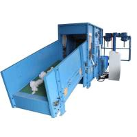 China SIMENS Moter Automatic Bale Opener For PU Leather substrate Making CE / ISO9001 wholesale