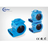 China 3 Speed Low Amps Small Electric Floor Blower Fan For Water Damage Restoration wholesale